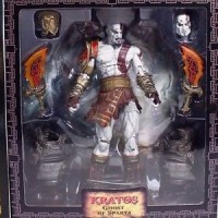 Neca God of War 3 Ultimate Kratos 7 inch Action Figure Collector Toy H