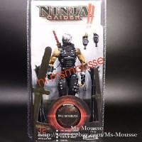 Neca Ninja Gaiden 2 - Ryu Hayabusa 7 inch Action Figure Collector Toy