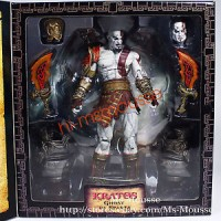 Neca God of War 3 Ultimate Kratos 7 inch Action Figure Collector Toy N