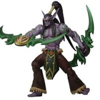 "Heroes of the Storm 7"" Scale Action Figure - Illidan Stormrage - NECA"