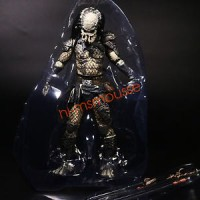 NECA Shaman Predator Unmasked Predators 7 inch Action Figure Series 4