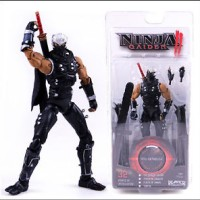 Neca Master Ninja Gaiden XBox 360 Game Ryu Hayabusa Action Figure Coll