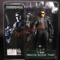 """NECA Terminator 2 Judgment Day T-800 Battle Across Time Arnold 7"""" Acti"""