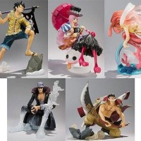 One Piece Episode of Characters 3 ( 1 Set Isi 5 ) Include Box