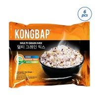Jual KONGBAP Multi Grain Mix [6 pcs / 25 g] Murah