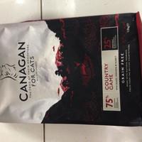 makanan kucing super premium cat Food canagan country game duck 3 in 1