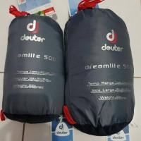 sleepingbag deuter dreamlite 500/jual sleepingbag gunung / sb deuter