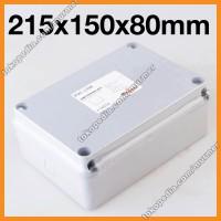 Junction Box 215x150x80 Legrand 656804 Waterproof IP55 Outdoor Duradus
