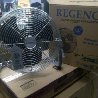 Kipas Angin Tornado 14 Inch Deluxe REGENCY Desk Fan 14 In Diameter 36
