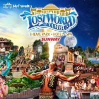 Tiket Sunway Lost World Of Tambun Ipoh - Malaysia (Dewasa)