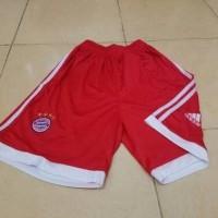 Celana Bola Adidas Munich Bayern Munchen Home 17/18 Grade ORi Murah