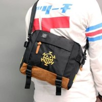 Tas Selempang One Piece Trafalgar Law SHP Sling Bag (TK OP 12)