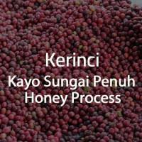 Green Bean Kopi Arabica Kerinci Kayo Sungai Penuh Honey Process - 1 Kg