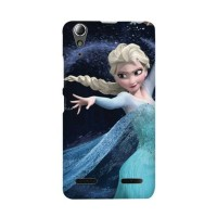 Casing Hp Elsa Frozen Lenovo A6000/A7000 Custom Case