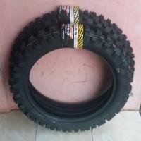 Ban cross Dunlop enduro tipe D952 19 16 untuk KLX Dtracker DLL