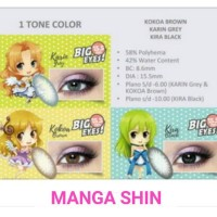 SOFLENS X2 MANGA SHIN / SOFTLENS X2 MANGA SHIN (NEW)