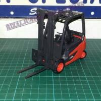 Linde E30 Forklift Diecast Model 1/25