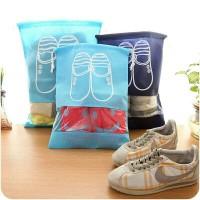 Travel Bag Sepatu / Sandal Bagus (Size Medium)