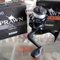 REEL / RIL PANCINGAN - FISHING REEL MERK PRAWN