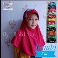 Jual Jilbab Kerudung Anak Bando Murah