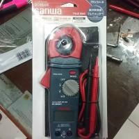 DIGITAL CLAMP METER SANWA DCM60R / DCM 60R / DCM 60 R / TANG AMPER