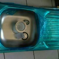 Jual Bak Cuci Piring + Afur / Sink/ Kitchen Sink/ Kran Cuci Piring Murah