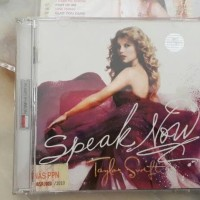CD Taylor Swift Speak Now