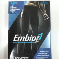 Leg Support Compression Tights Long Embrio LP 292 Z