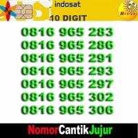 harga Nomor Cantik Indosat Mentari 10 Digit Tokopedia.com