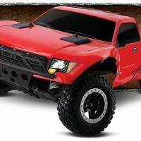 Traxxas Ford F150 Raptor SVT 2WD 1/10 Scale Onboard Audio