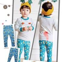 Setelan Baju Piyama Anak Laki2 Nexx 39