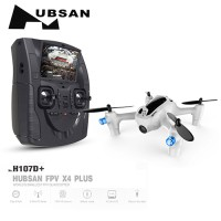 RC drone Hubsan X4 H107D+ FPV X4 PLUS Mini 5.8G RTF 6-axis Quadcopter