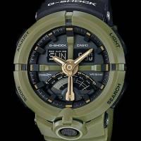 jam tangan pria analog merk casio gshock type ga500 baterai