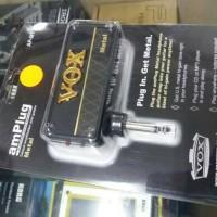 New 2017 VOX Amplug Metal version
