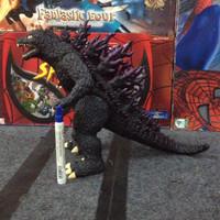 mainan figure Godzilla vinyl