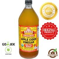 BRAGG Apple Cider Vinegar ( Cuka Apel) 946 ml