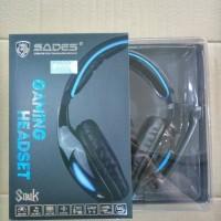Sades Gaming Headset Snuk SA 902/Snuk SA902