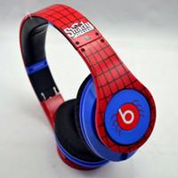 Beats Studio Spiderman by Dr. Dre Over Ear Headphones OEM