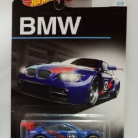 Hot Wheels BMW M3 GT2 (Diecast - Miniatur Mobil - Mainan Anak)