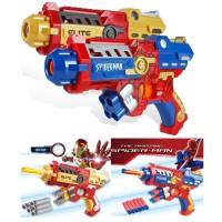 Jual Mainan Pistol Peluru Busa - Mainan Tembak Tembakan Senapan mirip NERF Murah