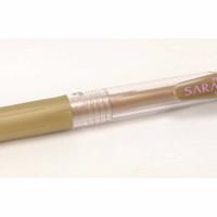 Harga atk0329sr 1 0 mm gold jje15 go sarasa zebra gel pen clip ink tinta   antitipu.com