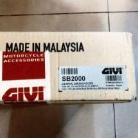 Harga breket samping sb2000 givi original for box givi e21 dan kappa | Pembandingharga.com
