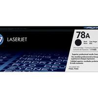 HP 78A Black Original LaserJet Toner Cartridge(CE278A)