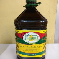Jual Pomace Olive Oil Luglio 5 L / Minyak Zaitun Import Murah