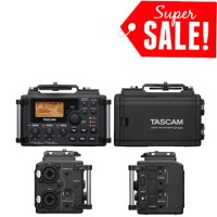 TASCAM DR-60D Linear PCM Recorder for DSLR