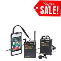Azden WLX-Pro VHF Wireless Lavailer Murah