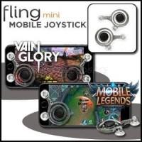 Mobile Joystick untuk bermain game moba di hp