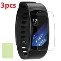 3 pcs Protector Film for Samsung Gear Fit 2 Smart Band (isi 3 pcs)