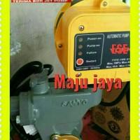 Pompa air dorong filter air