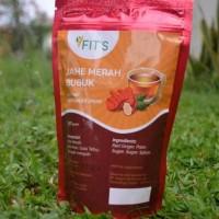 Jahe Merah Serbuk Gula Aren Enak Praktis Serambi Botani Fits Mandiri